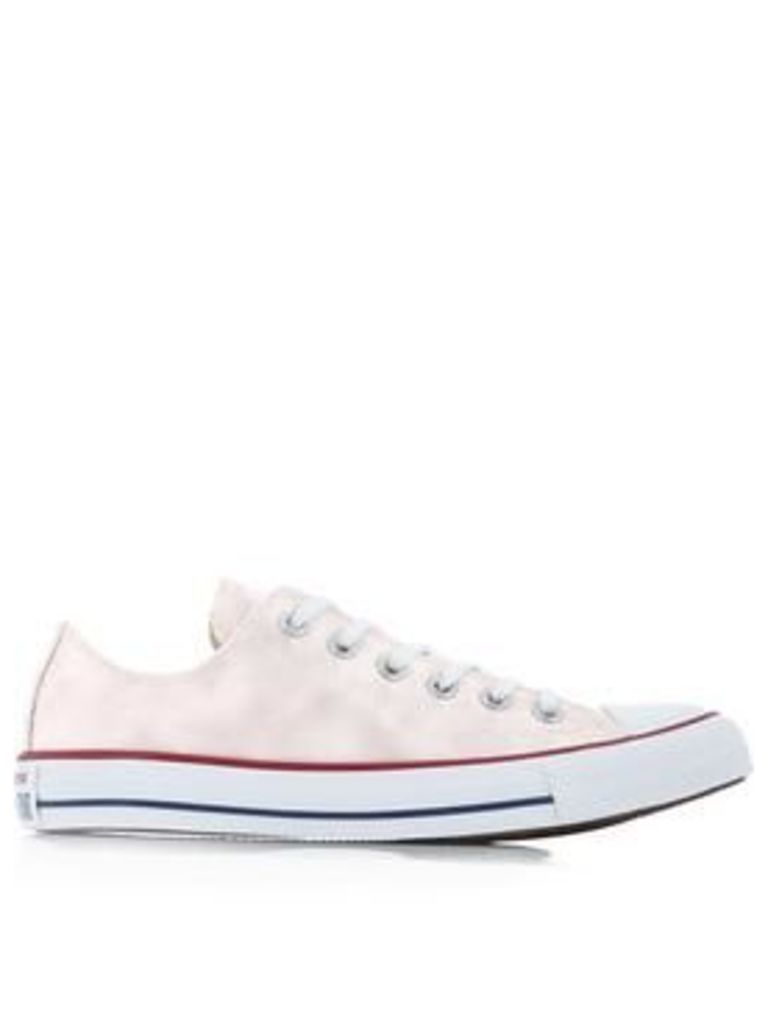 Converse Chuck Taylor All Star Sheenwash Trainers - White
