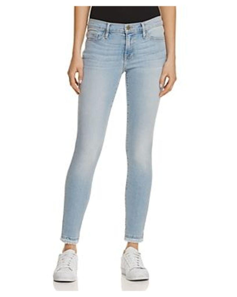 Frame Le Skinny De Jeanne Jeans in Jerome