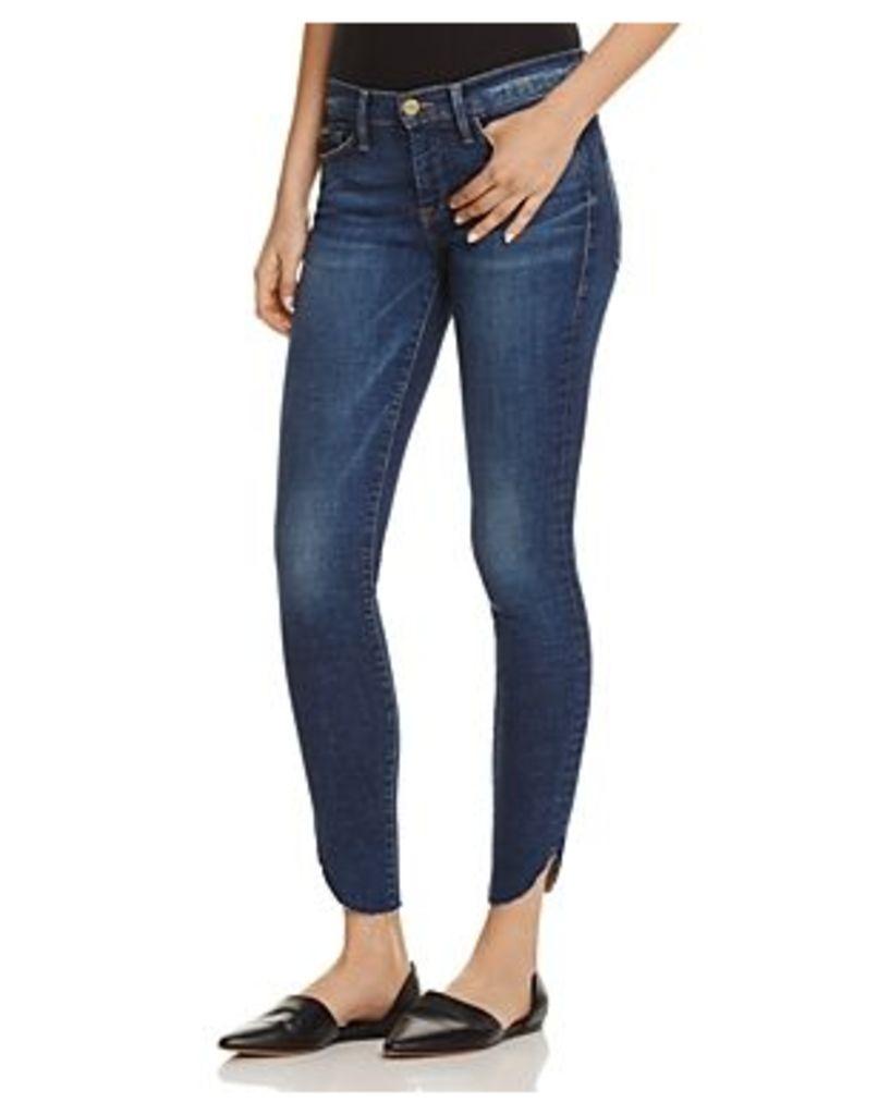 Frame Le Skinny De Jeanne Jeans in York