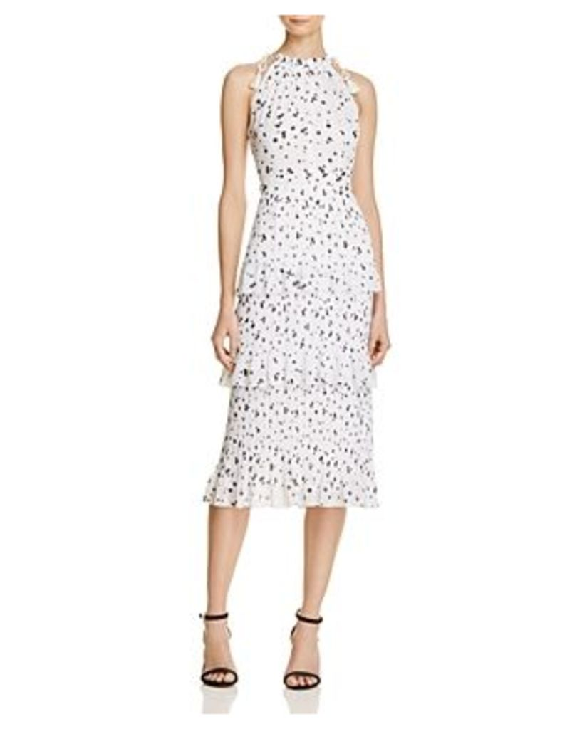 Whistles Dot-Print Tiered Dress - 100% Exclusive
