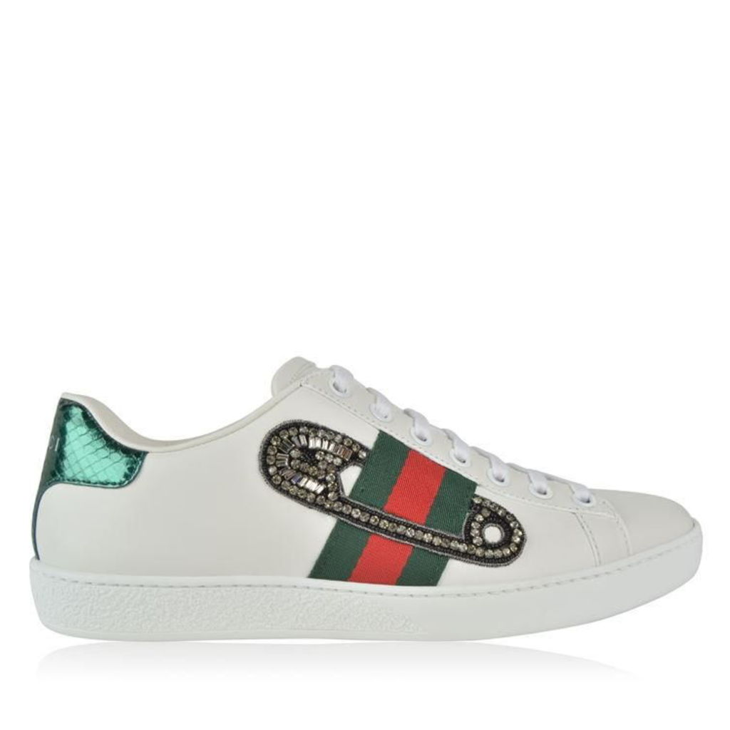 GUCCI Safety Pin Trainers