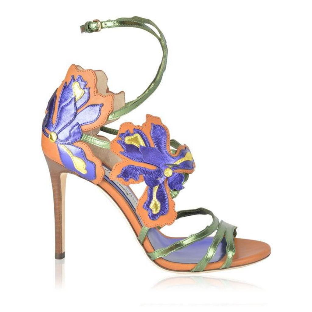 JIMMY CHOO Lolita Heeled Sandals