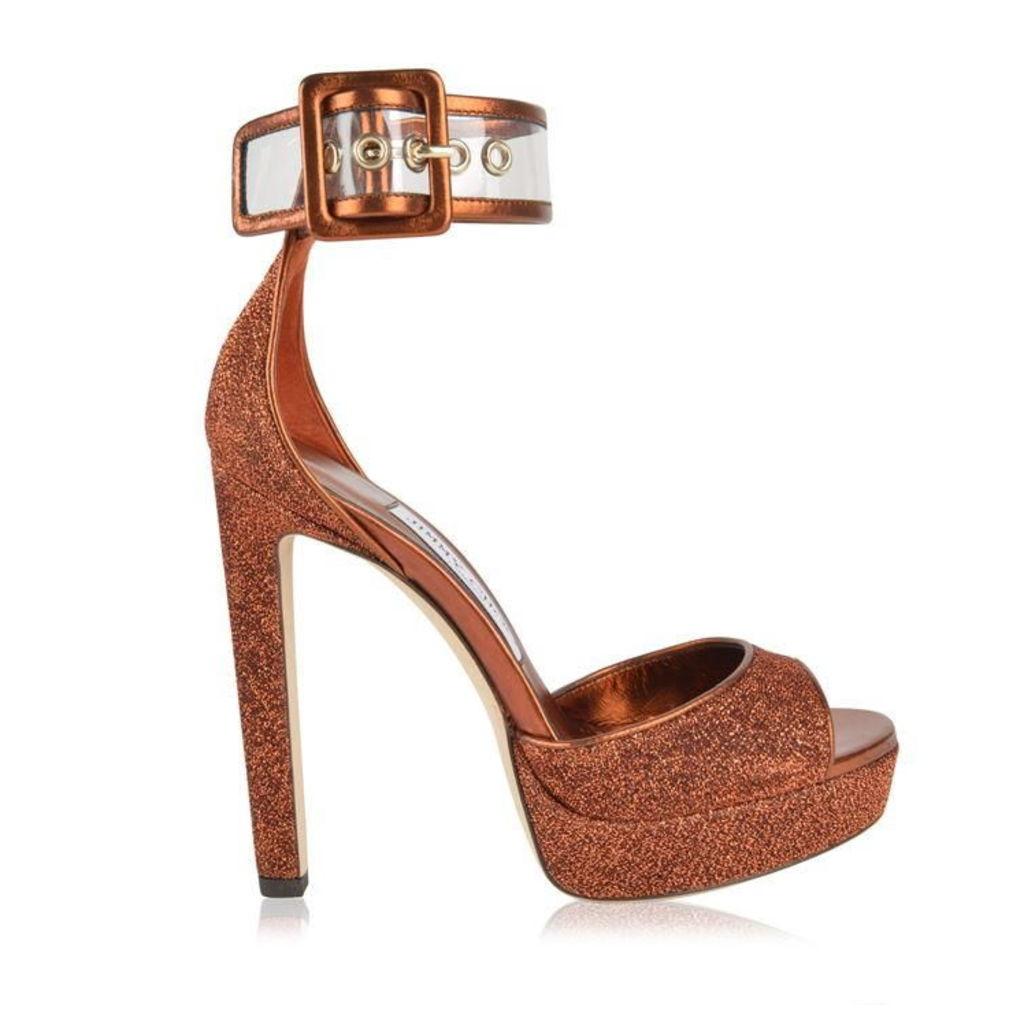JIMMY CHOO Mayner 130 Heeled Sandals