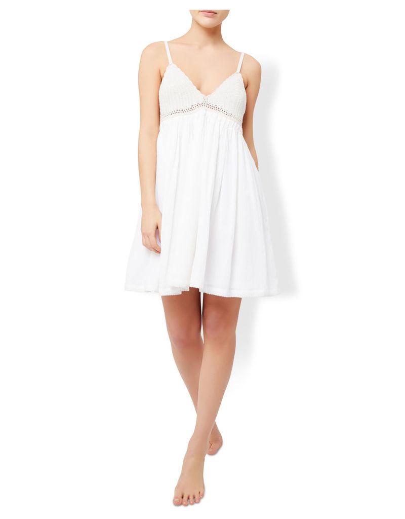 Giselle Crochet Beach Dress