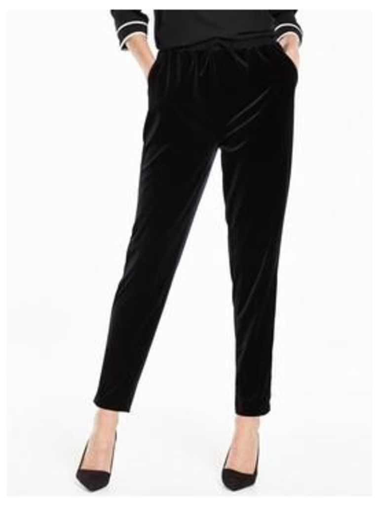 V By Very Velvet Jog Pant
