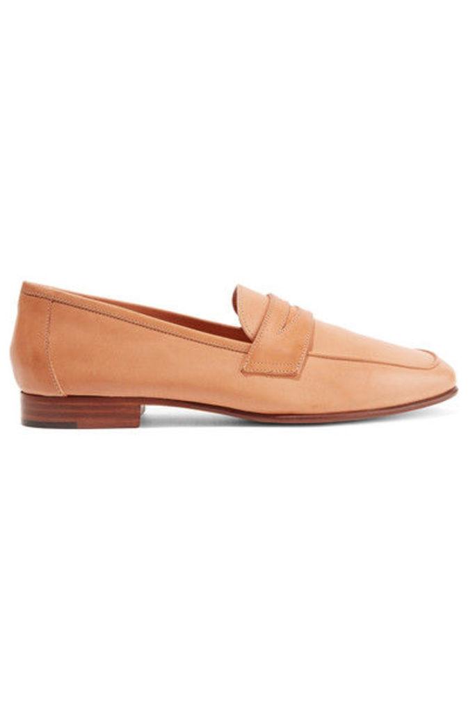 Mansur Gavriel - Classic Leather Loafers - Camel