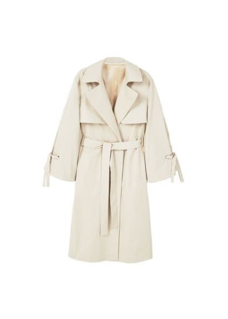 Decorative bows trench