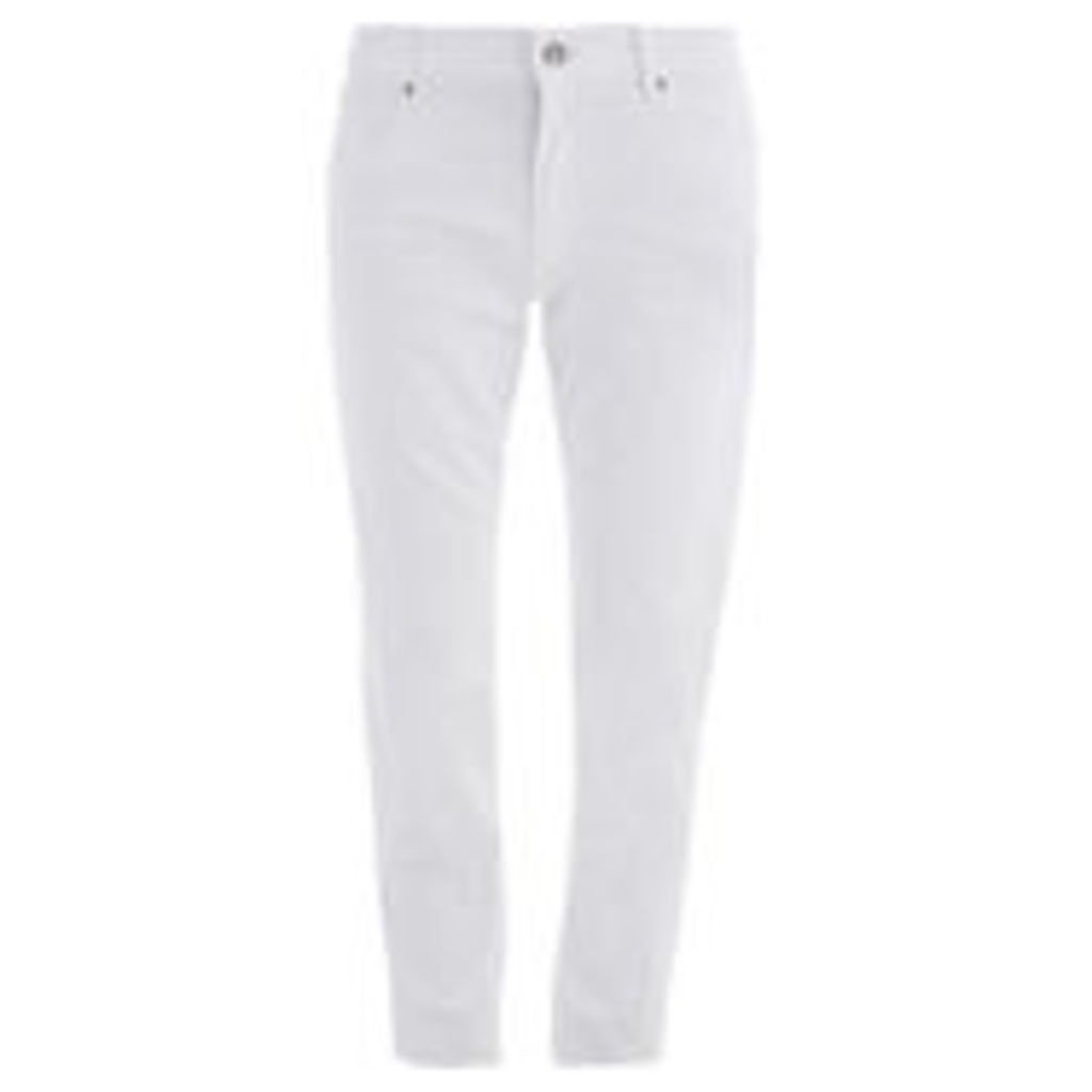 BOSS Orange Women's J31 Miami Jeans - White
