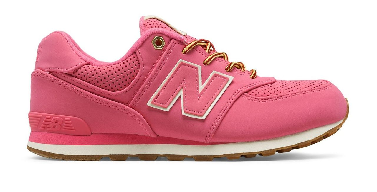 New Balance 574 Heritage Sport Unisex 3 - 5 Years (Size: 10 - 2.5) KL574HKP