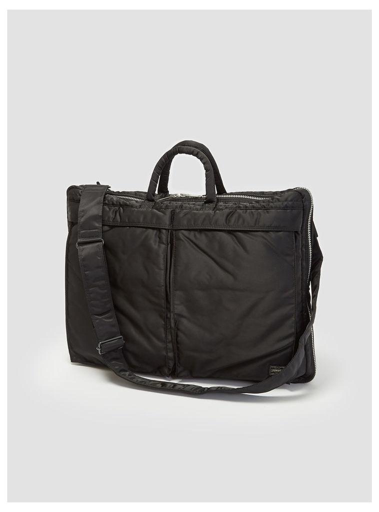 Tanker Garment Bag Black