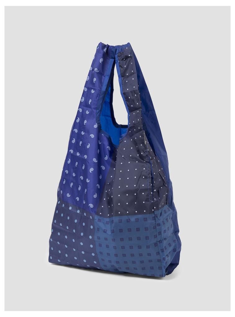 Pocket Tote bag Patchwork