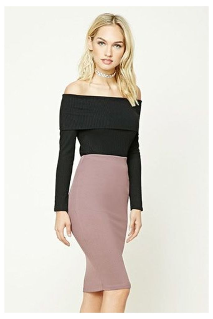 Contemporary Pencil Skirt