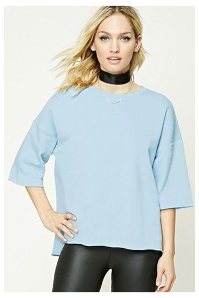 Contemporary Dolman Sweatshirt