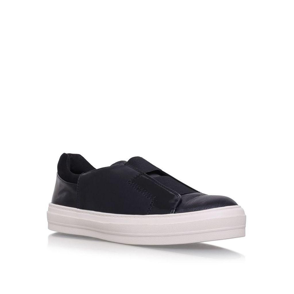 Nine West Obasi3 slip on sneakers, Black