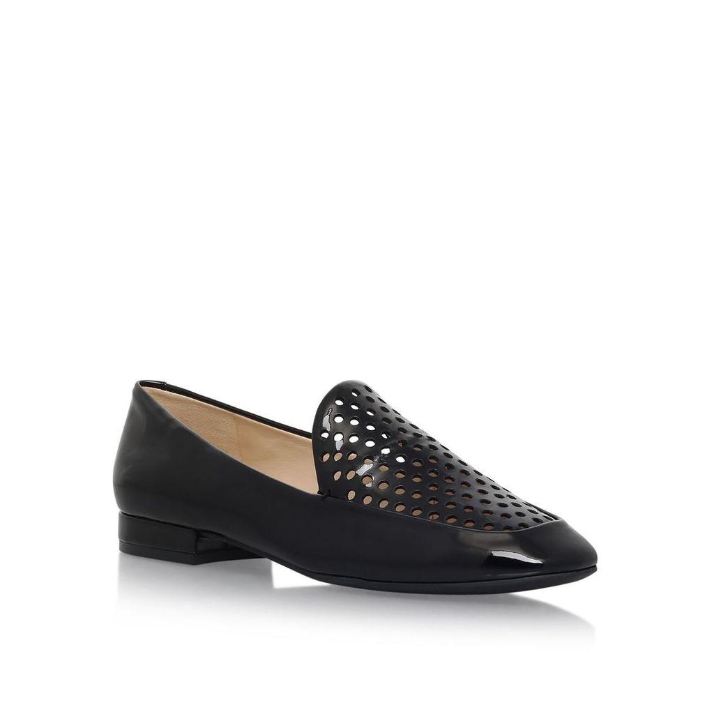 Nine West Xavio slip on loafers, Black
