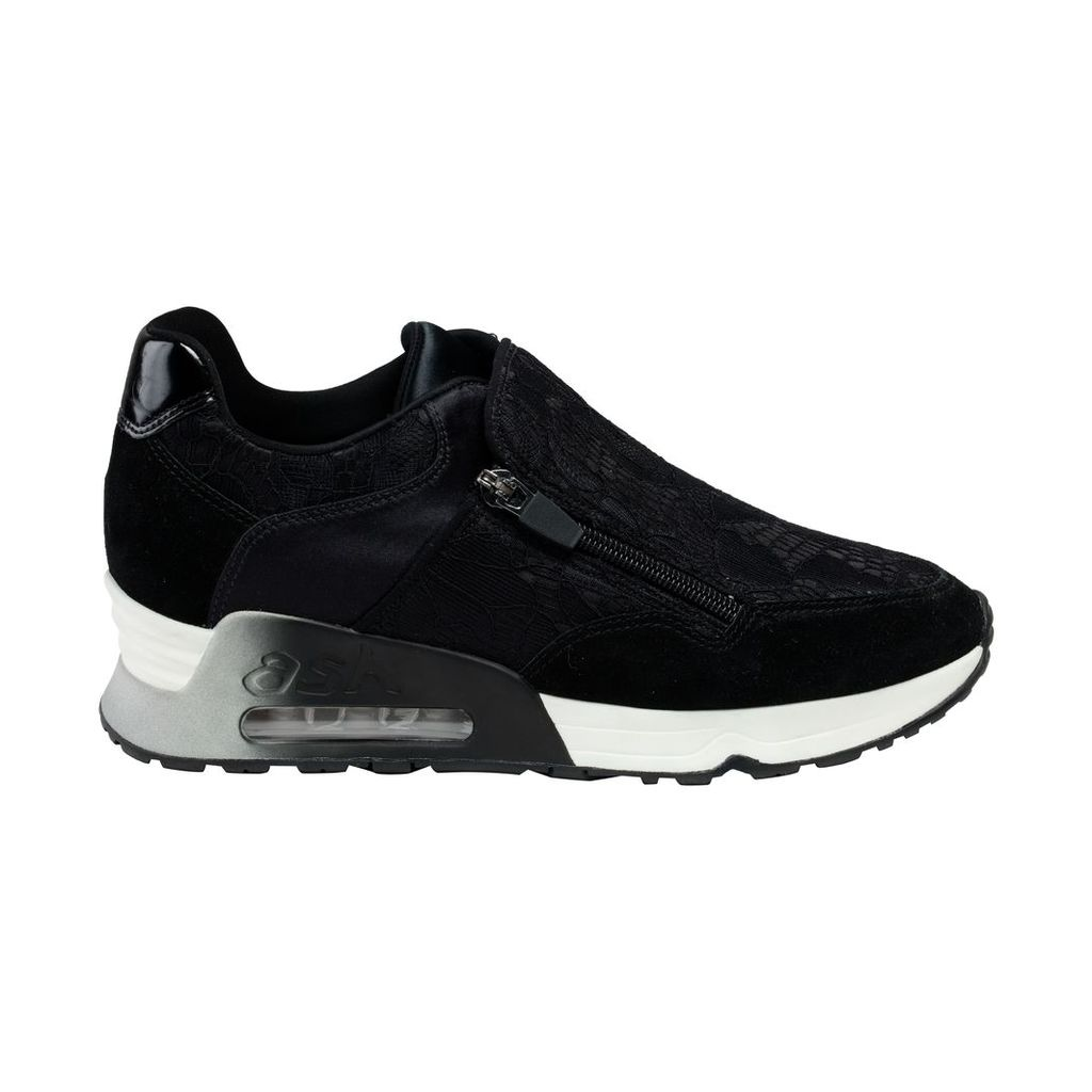 Ash Look lace trainers, Black