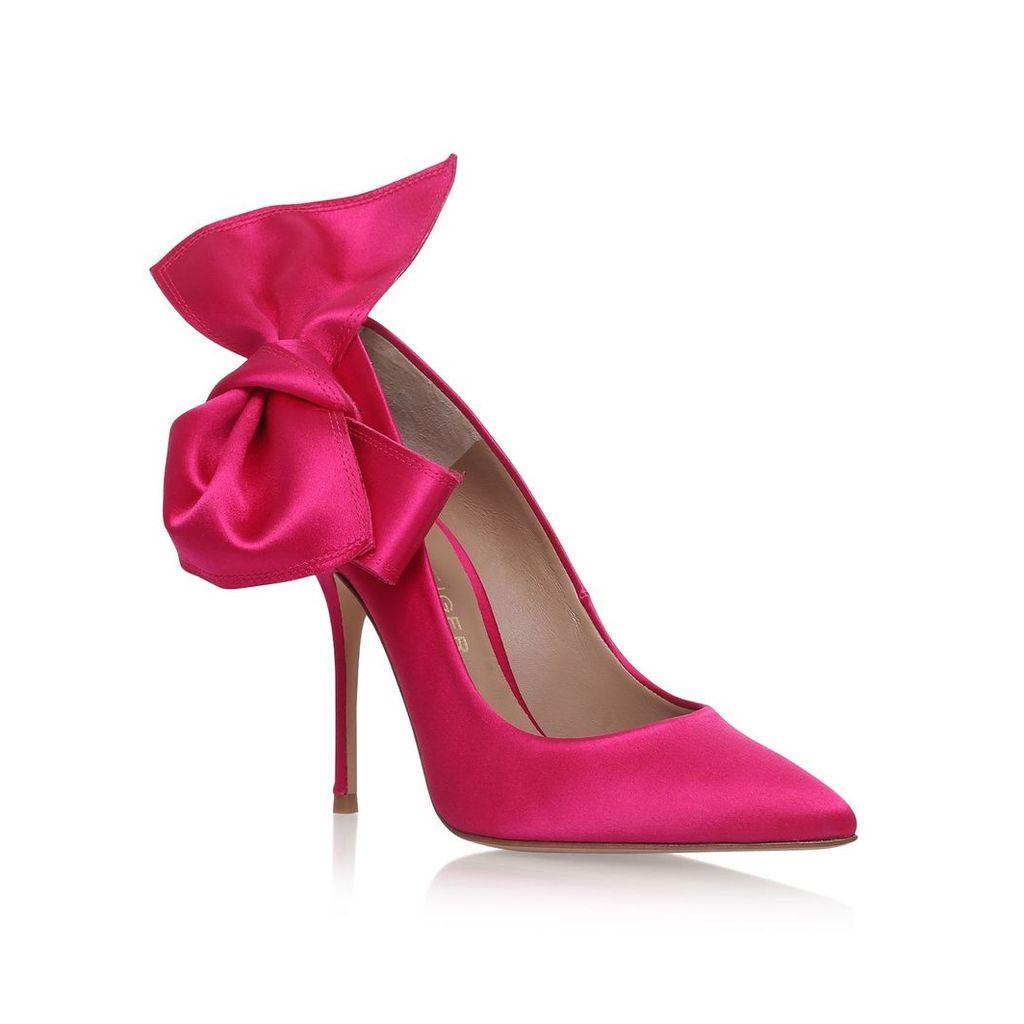 Kurt Geiger Evie court shoes, Pink