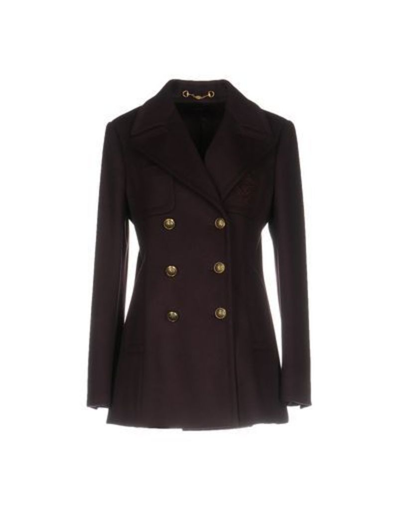 GUCCI COATS & JACKETS Coats Women on YOOX.COM