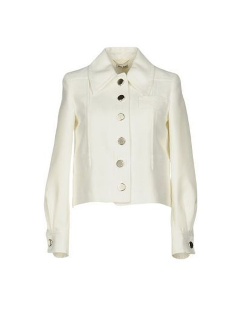 MIU MIU SUITS AND JACKETS Blazers Women on YOOX.COM