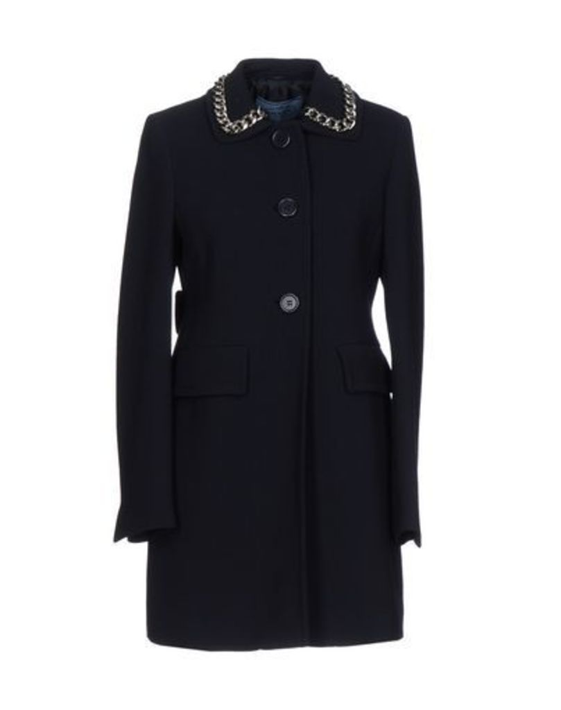 PRADA COATS & JACKETS Coats Women on YOOX.COM