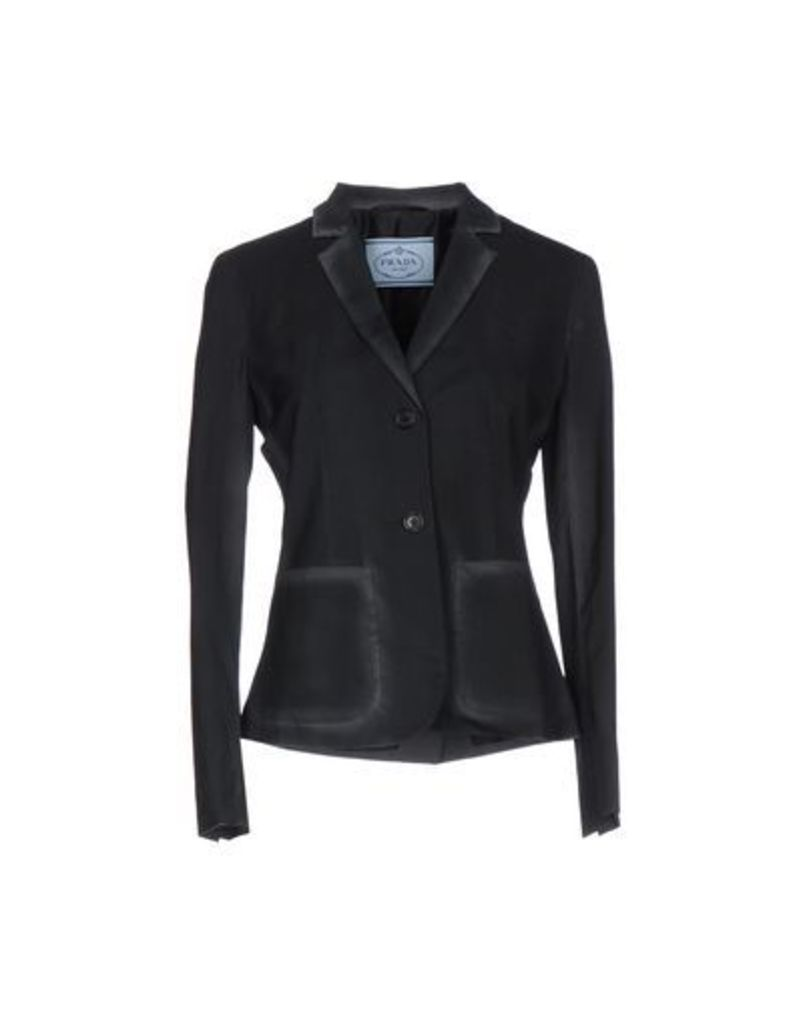 PRADA SUITS AND JACKETS Blazers Women on YOOX.COM