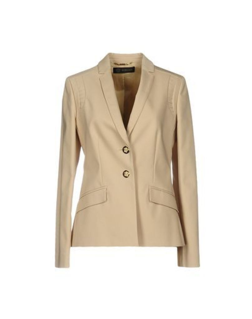 VERSACE SUITS AND JACKETS Blazers Women on YOOX.COM