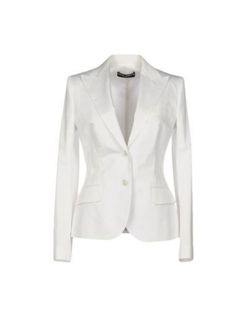DOLCE & GABBANA SUITS AND JACKETS Blazers Women on YOOX.COM