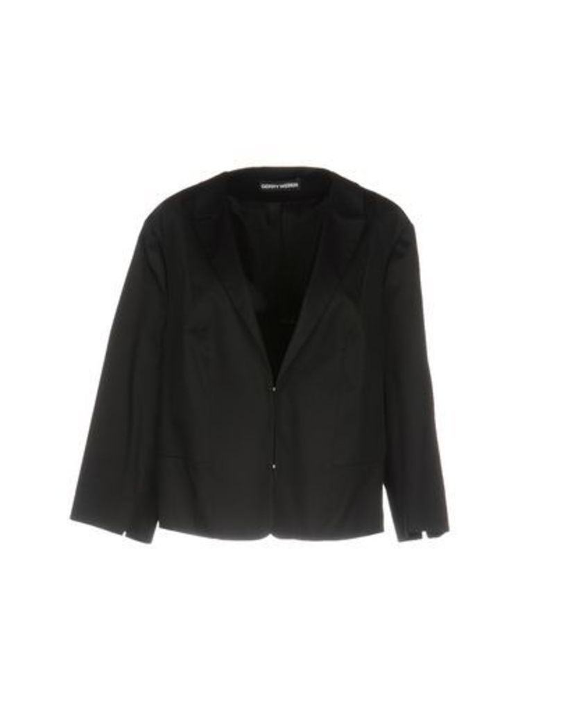 GERRY WEBER SUITS AND JACKETS Blazers Women on YOOX.COM
