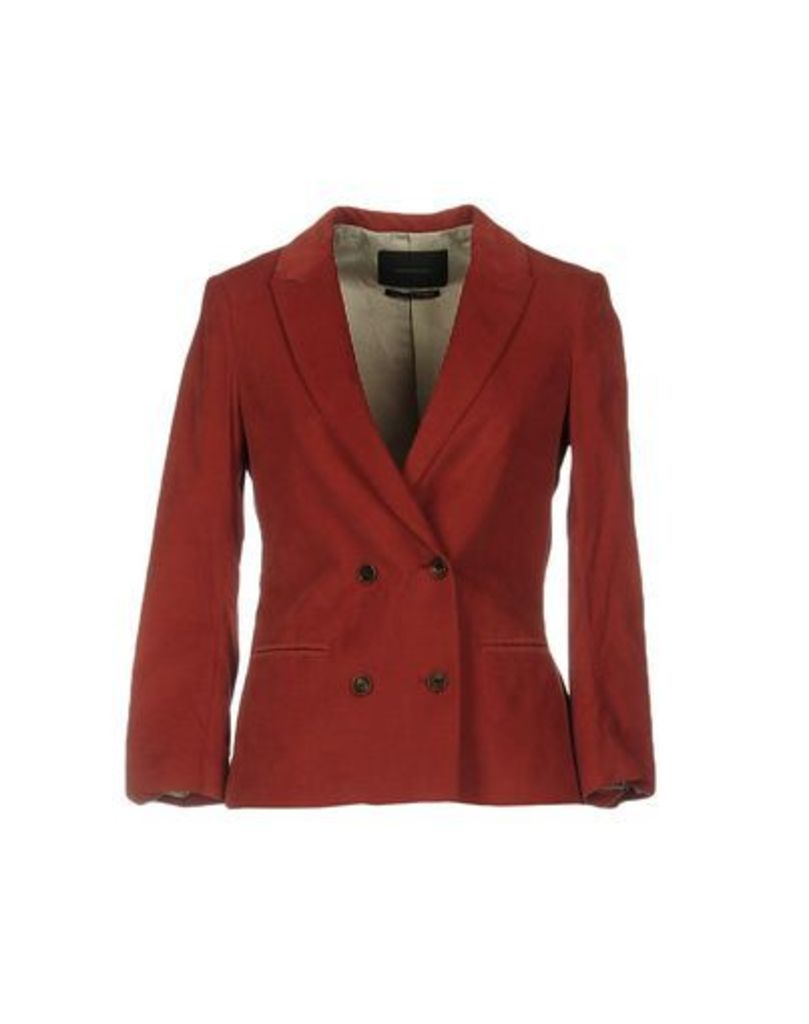 MAISON SCOTCH SUITS AND JACKETS Blazers Women on YOOX.COM