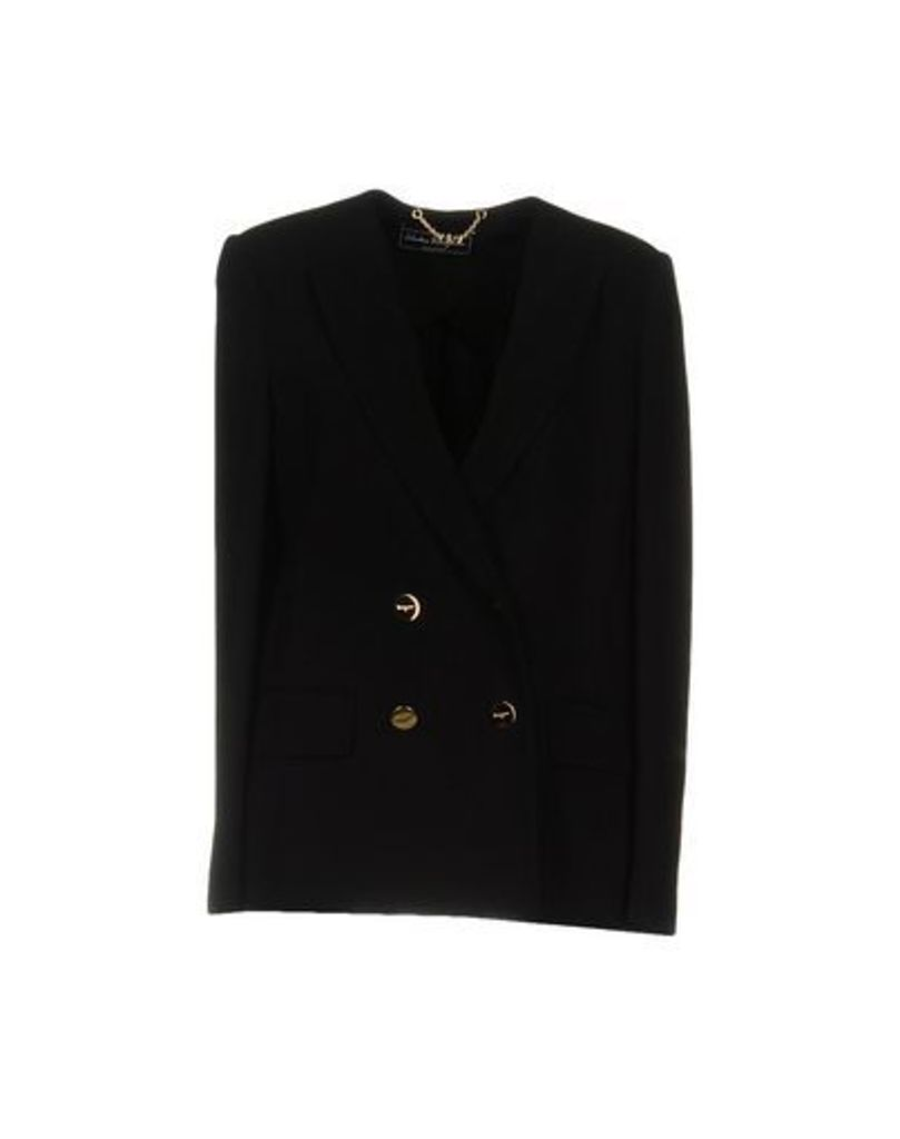 SALVATORE FERRAGAMO SUITS AND JACKETS Blazers Women on YOOX.COM