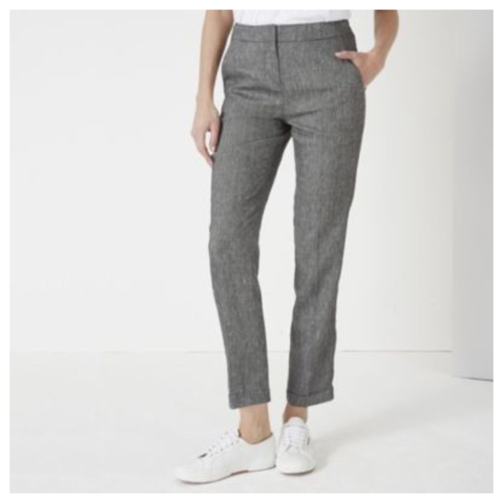 Oxford Linen Trousers