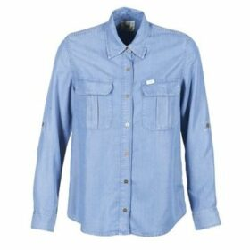 Lee  RELAXED SHIRT  women's Shirt in Blue