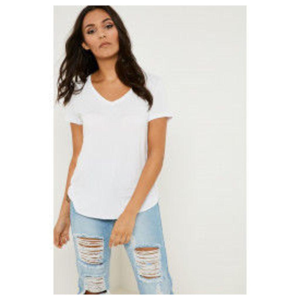 Vila Gira T-shirt - White