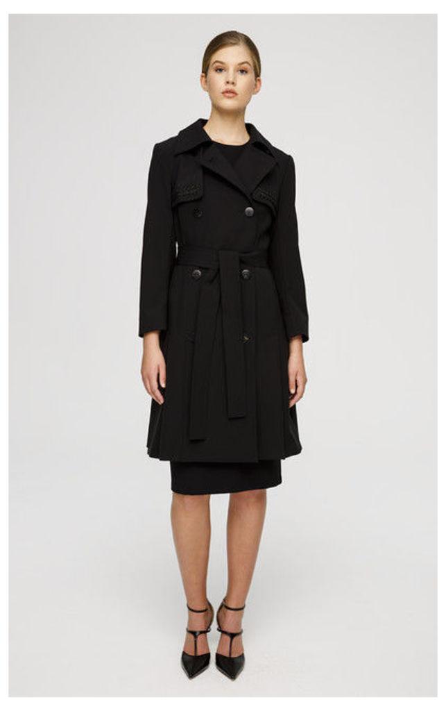 ESCADA Outerwear coat Maxime Black