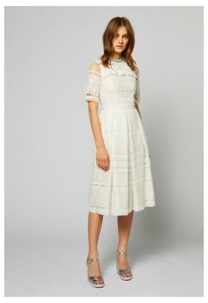 Heart Lace Dress