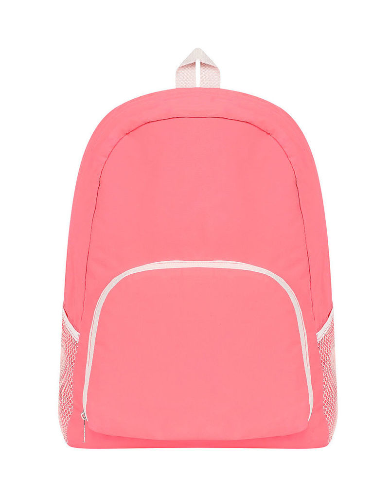 Colourblock Packable Backpack
