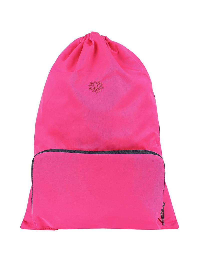 Spirit Neon Drawstring Bag