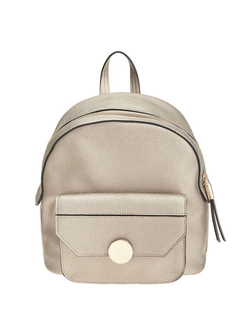Mini Jude Lock Backpack