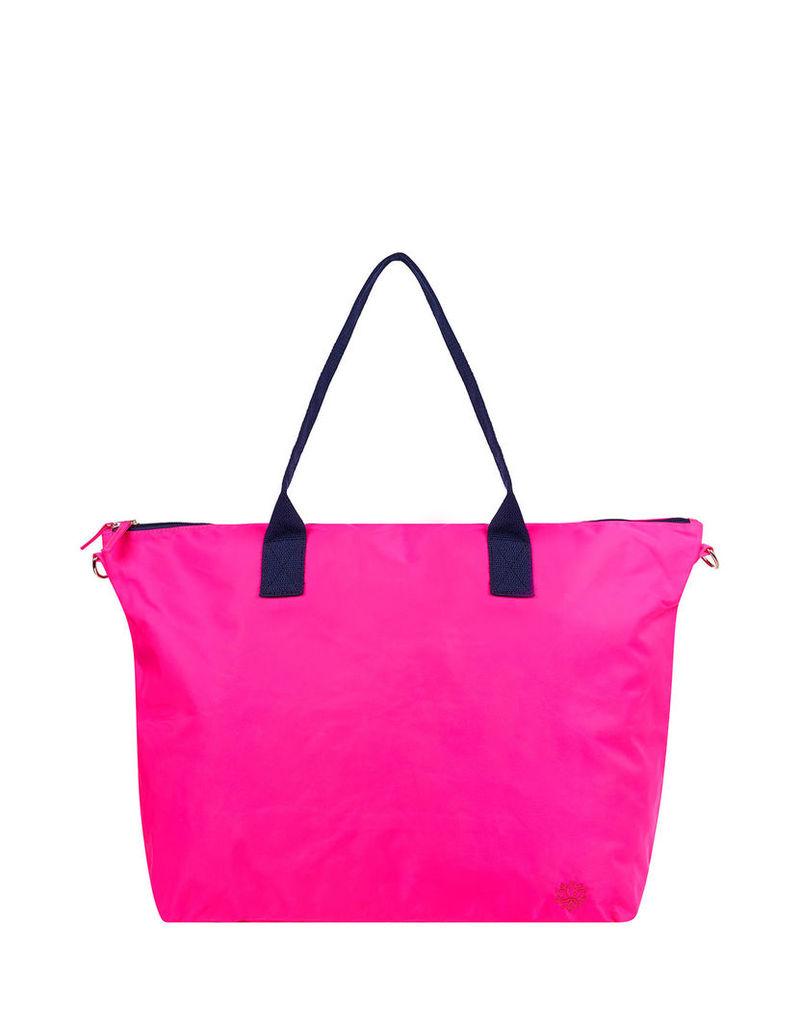 Spirit Neon Packable Weekender Bag