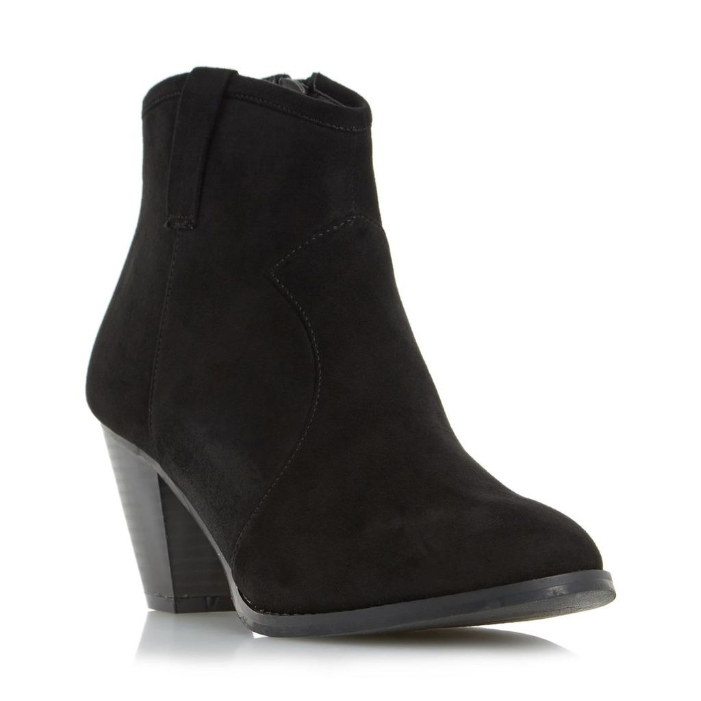Pacha Western Ankle Boot