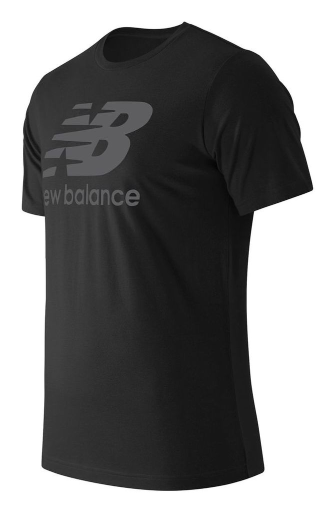 New Balance Essentials Tee Unisex Apparel Outlet MT53960BK