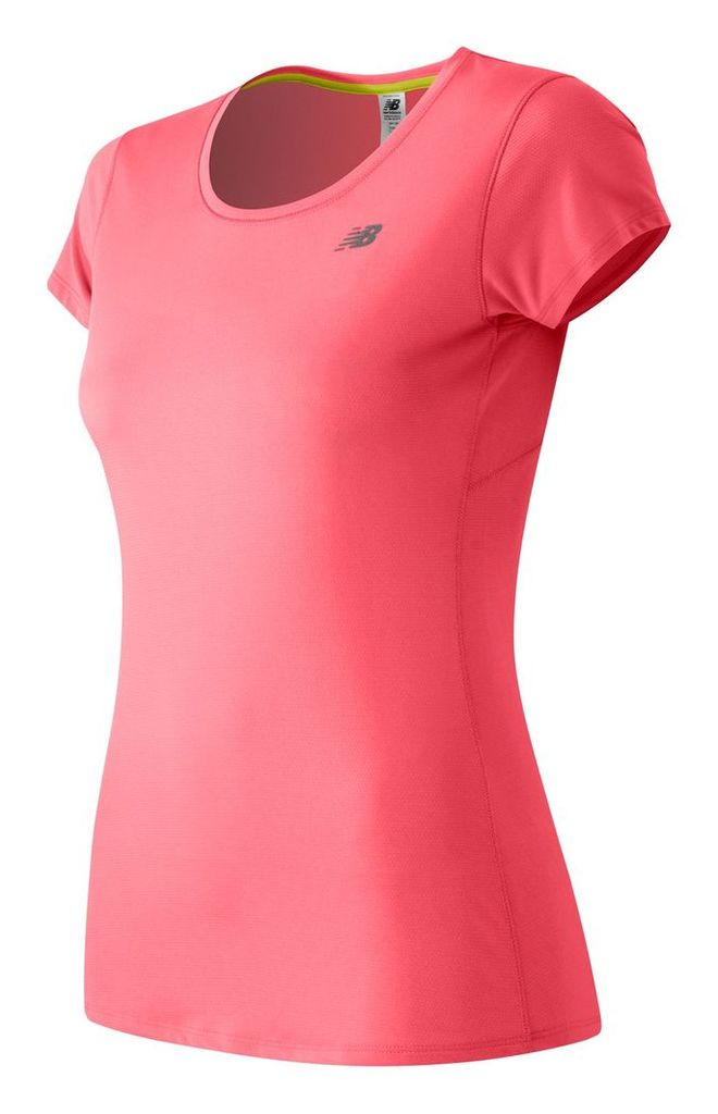 New Balance Accelerate Short Sleeve Women's Performance WT53141GUA