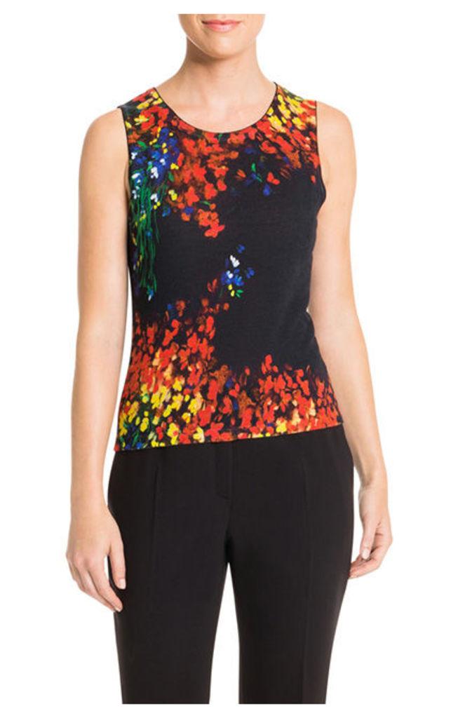 ESCADA Knit Top Sipiti multicoloured