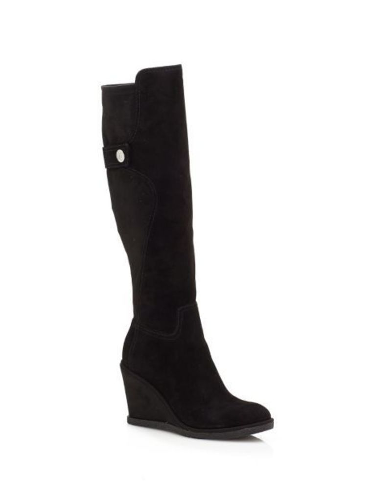 Guess Walton Boot With Wedge