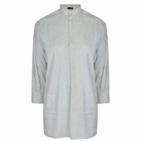 Joseph Phila Slub Stripe Shirt