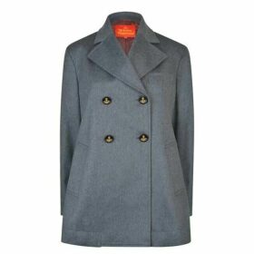 Vivienne Westwood Double Breasted Peacoat