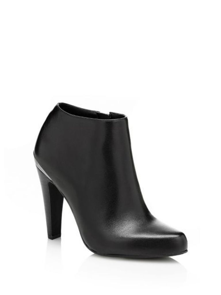 Guess Lark Leather Ankle Boot