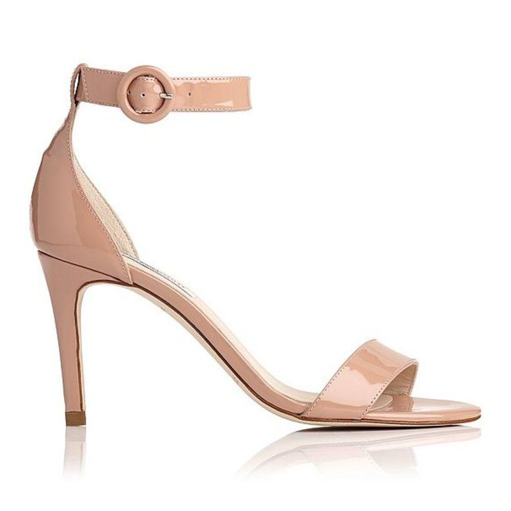 Dora Natural Leather Formal Sandals