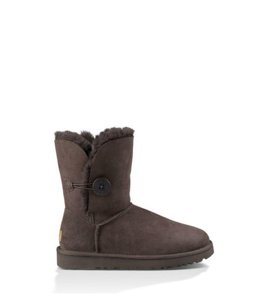UGG Bailey Button Ii Womens Boots Chocolate 9