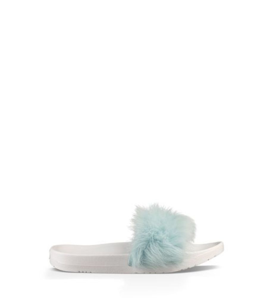 UGG Royale Womens Sandals Baby Blue 3